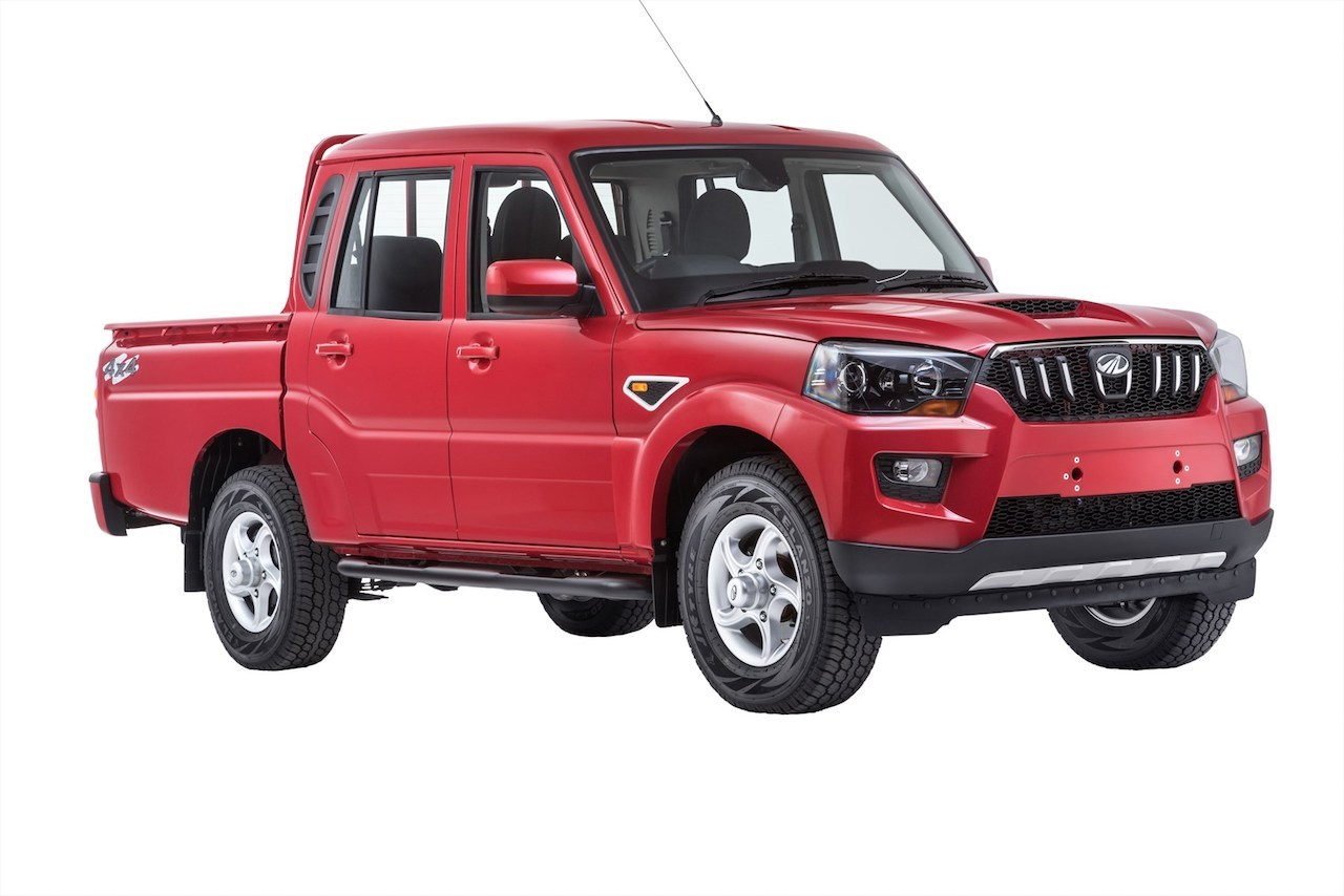 2018 Mahindra – Double Cab Pik Up 4×4 mHawk S10 | Motor ...
